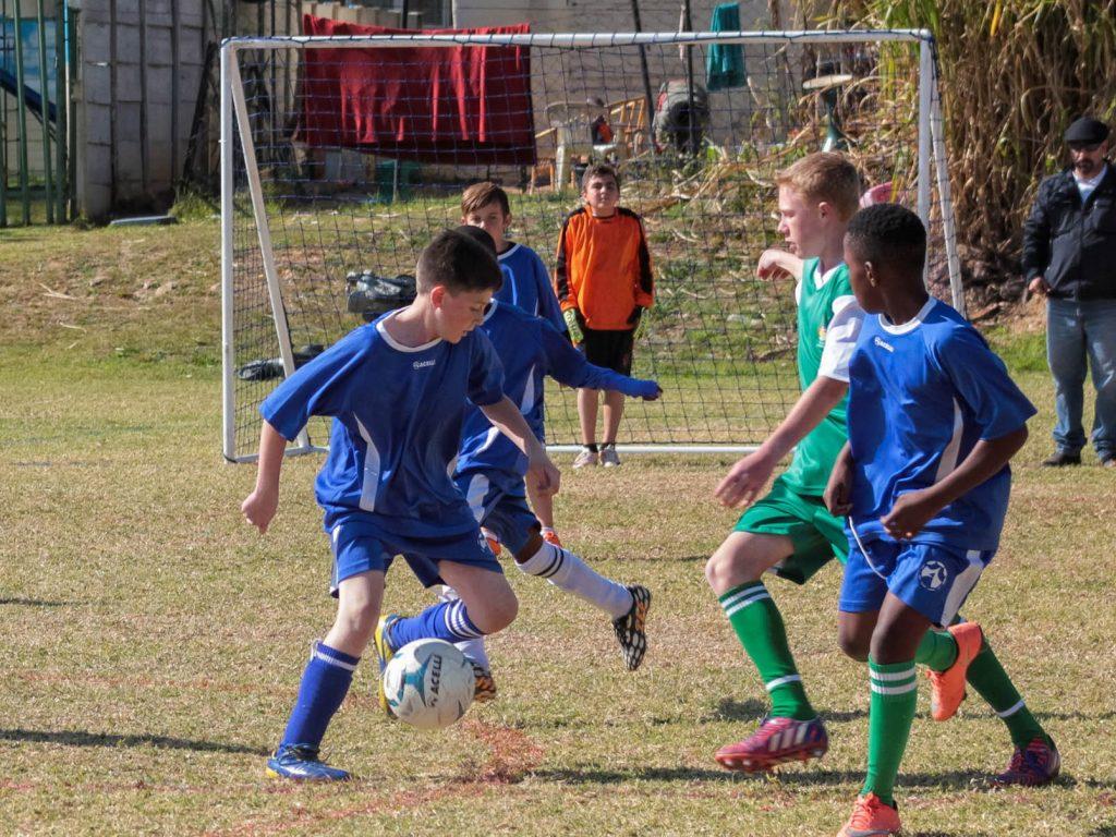 Jesse soccer